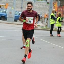 Tallinna Maraton - Jonathan Galea (818)