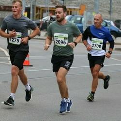 Tallinna Maraton - Jan Henrik Pärnik (1275), Jonny Arvola (2096)