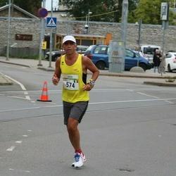 Tallinna Maraton - Enrico Bellinzona (574)