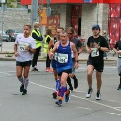 Tallinna Maraton - Timo Heiliö (284), Roman Kusma (3062)