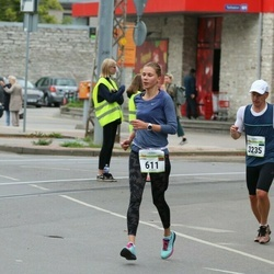 Tallinna Maraton - Iryna Dziadkova (611)