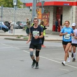 Tallinna Maraton - Guntars Vasulis (2335), Annely Saar (3000)