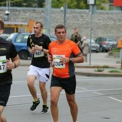 Tallinna Maraton - Andrei Sheleh (987), Priit Kotkas (3304)