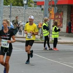 Tallinna Maraton - Fabian Fischer (402)