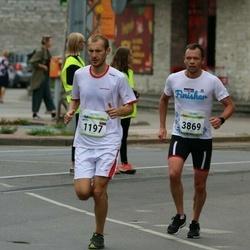 Tallinna Maraton - Matej Kuruc (1197), Urmas Volens (3869)