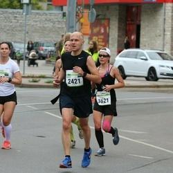 Tallinna Maraton - Vahur Kurig (2421), Anna Zakharova (3621)