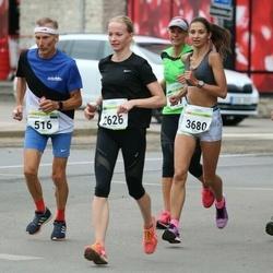 Tallinna Maraton - Arnold Nõmm (516), Terje Tilk (2626)