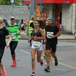Tallinna Maraton - Veiko Randaru (2572), Tatyana Litavrina (3680)