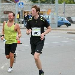 Tallinna Maraton - Konstantin Sedykh (205)
