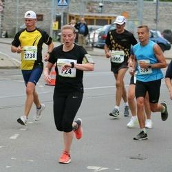 Tallinna Maraton - Marita Kaidme (724), Samuel Jones (1830), Ville Kima (2738)
