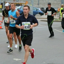 Tallinna Maraton - Andrus Ründal (538), Samuel Jones (1830)