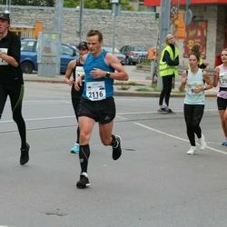 Tallinna Maraton - Kerdi Reppo (906), Jaan Jagomägi (2116)