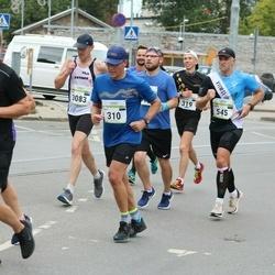 Tallinna Maraton - Madis Rahu (310), Lauri Raba (3086)