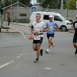 Tallinna Maraton - Sebastian Bogusz (2650), Alpo Viitaharju (3075)