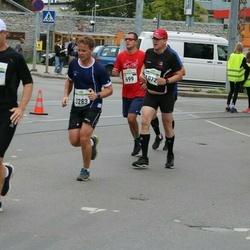 Tallinna Maraton - Janno Kasemaa (699), Markko Abel (3283)