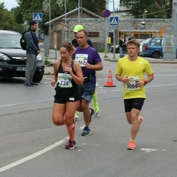 Tallinna Maraton - Rigo Vatsel (1462), Maksim Šotin (3066)