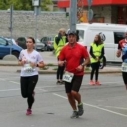 Tallinna Maraton - Valmer Zopp (895), Silva Sammelsaar (1002)
