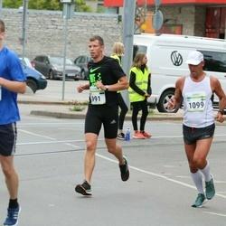 Tallinna Maraton - Mihkel Viilveer (991)