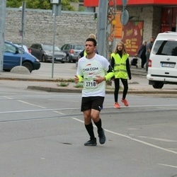 Tallinna Maraton - Alejandro Soto Coronado (2718)