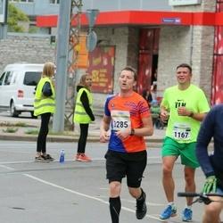Tallinna Maraton - Pelle Nepper (1167), Siim Saadoja (3285)
