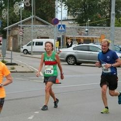 Tallinna Maraton - Judith Baum (770), Kamil Pawelec (800)