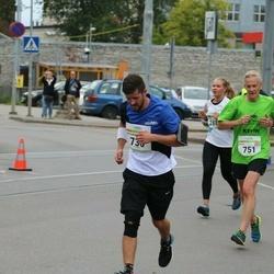 Tallinna Maraton - Kevin Church (751)