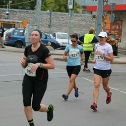 Tallinna Maraton - Signe Kovanen (827), Triinu Lillepärg (2174)