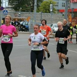 Tallinna Maraton - Maigi Tomp (1011), Kaire Lavrinenko (2467)