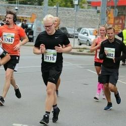 Tallinna Maraton - Karl Markus Sorga (3115), Aleksei Ponomarjov (3602)