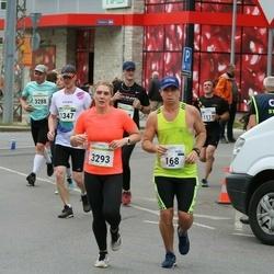 Tallinna Maraton - Tarass Snitsarenko (168), Marika Suominen (3293)