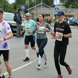 Tallinna Maraton - Mari-Liisu Puulmann (1429), Allar Pärt (3549)