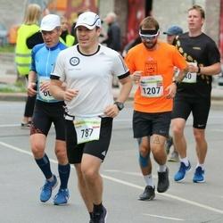 Tallinna Maraton - Piotr Czaplicki (787)