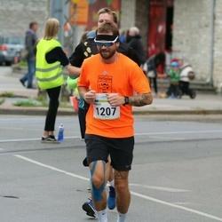 Tallinna Maraton - Marius Schafferer (1207)