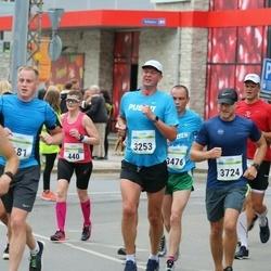 Tallinna Maraton - Anti Kalle (3253), Matthias Jaaksoo (3724)