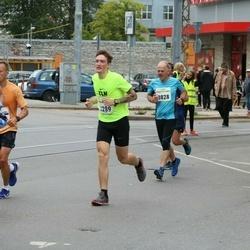 Tallinna Maraton - Ailar Väärtmaa (3289), Saevar Skaptason (3828)