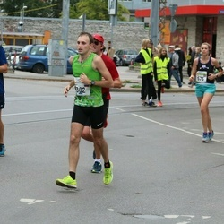 Tallinna Maraton - Sophie Lightowlers (575), Andrei Piadyshev (882)