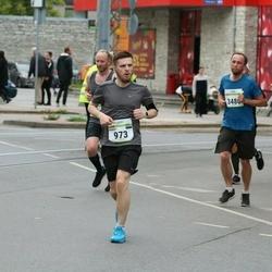 Tallinna Maraton - Robert Otto (973), Mati Lohu (3486)