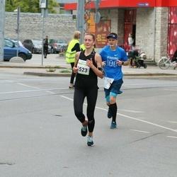 Tallinna Maraton - Jaana Hiljurand (3523)