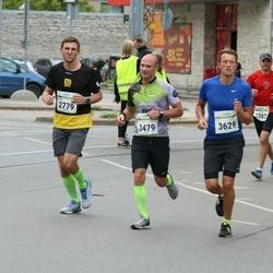 Tallinna Maraton - Maxim Prokopenko (2779), Marko Salumaa (3479), Ago Saluveer (3629)