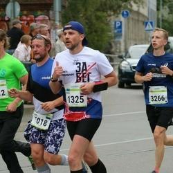 Tallinna Maraton - Pavel Marchenko (1325), Sten Üprus (3266)