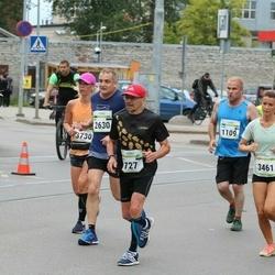Tallinna Maraton - Arwed Puusalu (727), Kerli Pärn (3461)