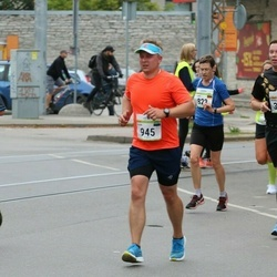 Tallinna Maraton - Silver Rätsep (945)