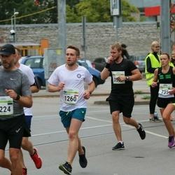 Tallinna Maraton - Krzysztof Lis (1260)