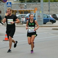 Tallinna Maraton - Maris Salekešin (735)