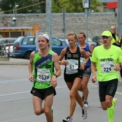 Tallinna Maraton - Anne-Ly Palm (61), Anti Toplaan (229), Cris Poll (2536)