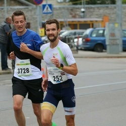 Tallinna Maraton - Peteris Stepins (252), Matthias Goepfert (3728)
