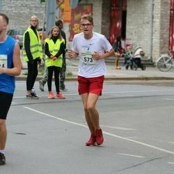 Tallinna Maraton - Arturs Reinvalds (573)
