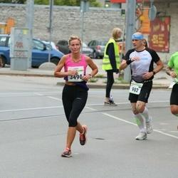 Tallinna Maraton - Heiki Tulk (902), Astrit Vaimla (3490)