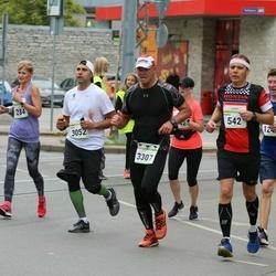 Tallinna Maraton - Marko Aalik (542), Janar Novikov (3052)