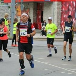 Tallinna Maraton - Marko Aalik (542), Jyrki Virtanen (894), Veikko Võsu (3341)